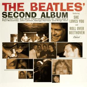 BEATLES(ED) SECOND ALBUM