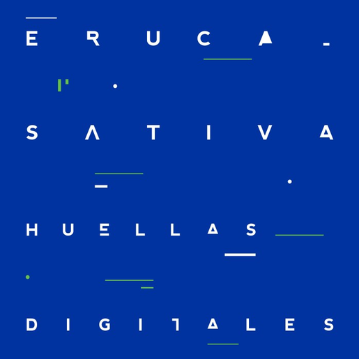 ERUCA SATIVA HUELLAS DIGITALES