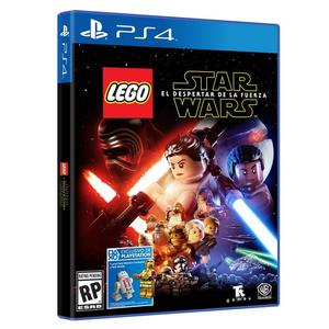 LEGO STAR WARS DESP. PS4
