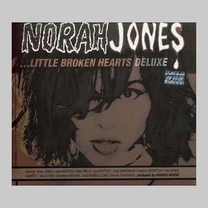 NORAH JONES 2CD LITTLE BROKEN HEARTS DELUX