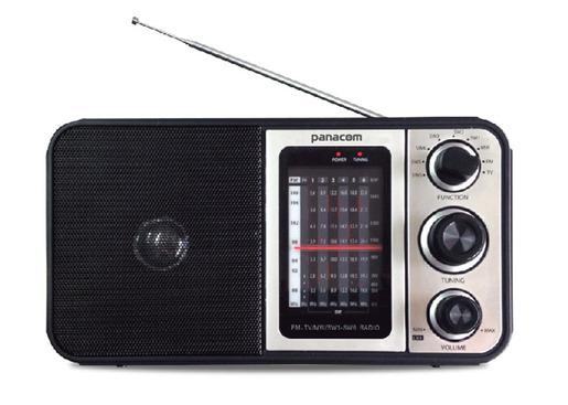RADIO PORTATIL PANACOM RF-2544