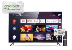 ANDROID TV TCL 55 PULGADAS 4K UHD L55P8M
