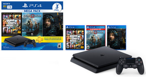 CONSOLA PS4 PS4 SONY CUH2215BB01X 1TB
