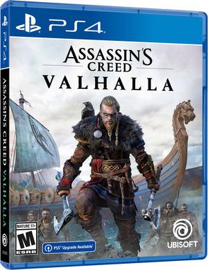JUEGO PARA PS4 ASSASSINS CREED VALHALLA PS4