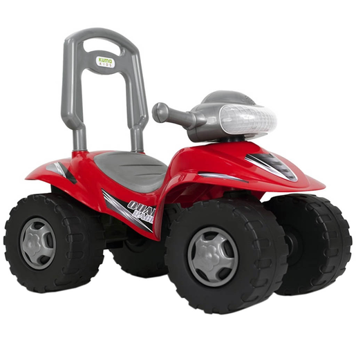 ANDADOR KUMA CUATRI ATV ROJO-440011