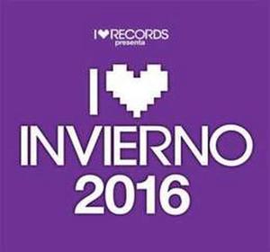 I LOVE INVIERNO 2016 ( 2CD)