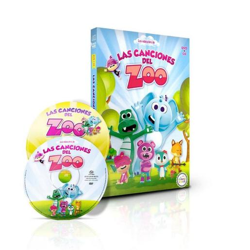 LAS CANCIONES DEL ZOO (CD+DVD)