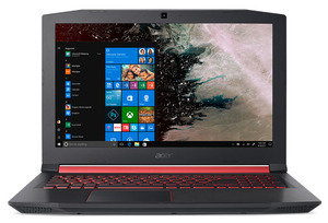 NOTEBOOK GAMER ACER AN515-52-56QR INTEL CORE I5
