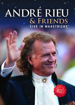 ANDRE RIEU & FRIENDS - LIVE IN
