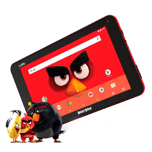 "TABLET LEVEL UP ANGRY BIRDS 7"" 8 GB NEGRO"