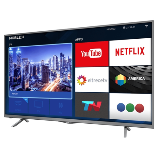 "SMART TV NOBLEX 50 FHD 50"" EA50X6100X FHD"