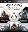 ASSASSINS CREED EZIO PS3