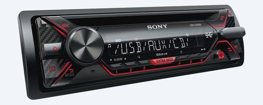 AUTOESTEREO SONY CDX-G1200U/Q