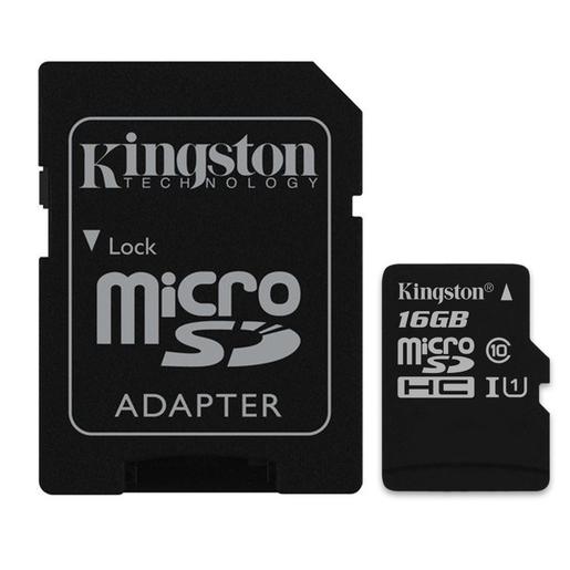 TARJETA DE MEMORIA KINGSTON SDCS/16GB
