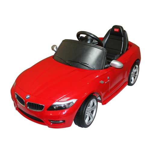 AUTO A BATERIA O RADIO CONTROL RASTAR BMW 81800-A ROJO