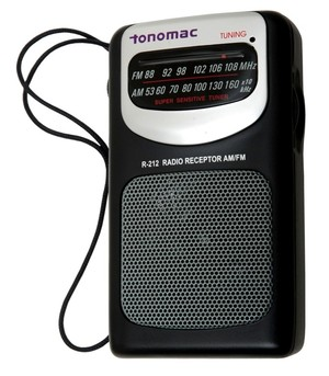 RADIO PORTATIL R-212