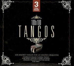 TANGOS 100 X 100 (3CD)