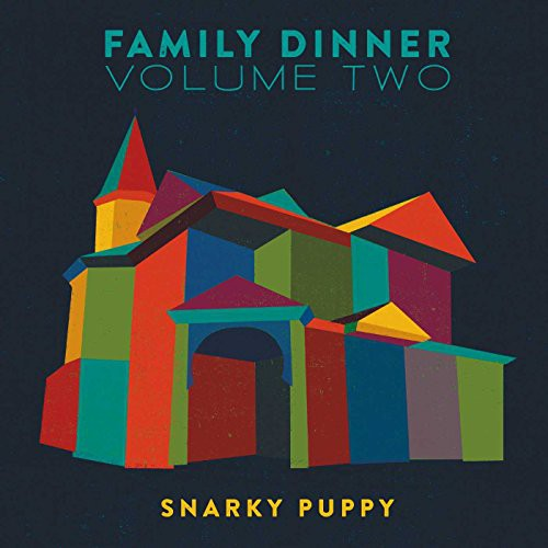 FAMILY DINNER VOL 2 ( CD+DVD)