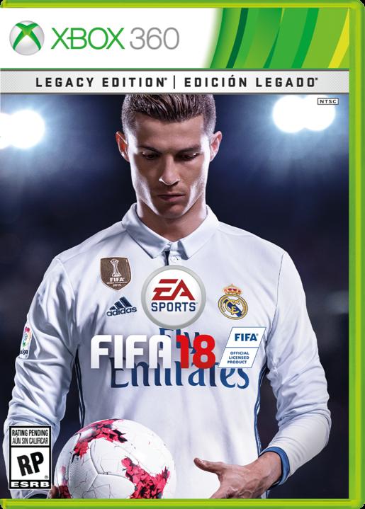 FIFA 18 X360