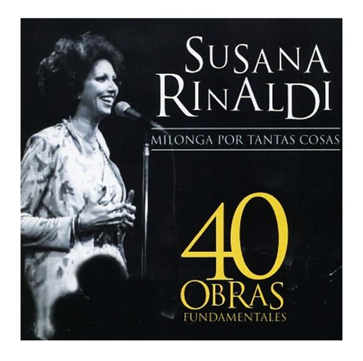 40 OBRAS FUNDAMENTALES (2CD)