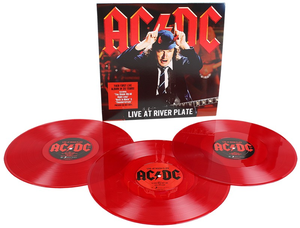LIVE AT RIVER PLATE (3LP)