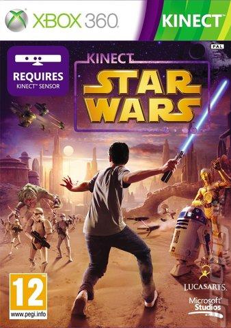 KINECT STAR WARS X360