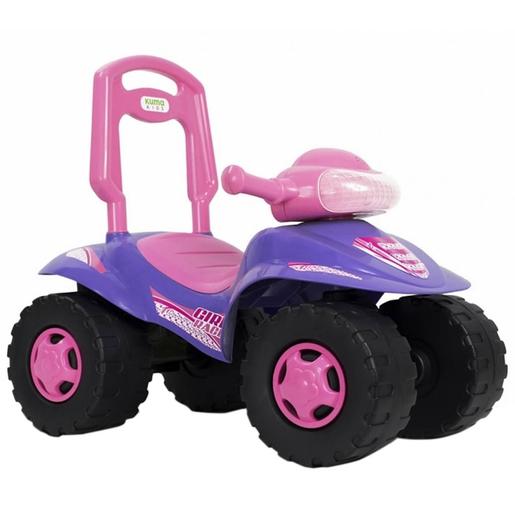 ANDADOR KUMA CUATRICICLO ATV LILA-440016