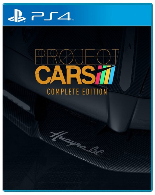 PROJECT CARS COMP.ED PS4