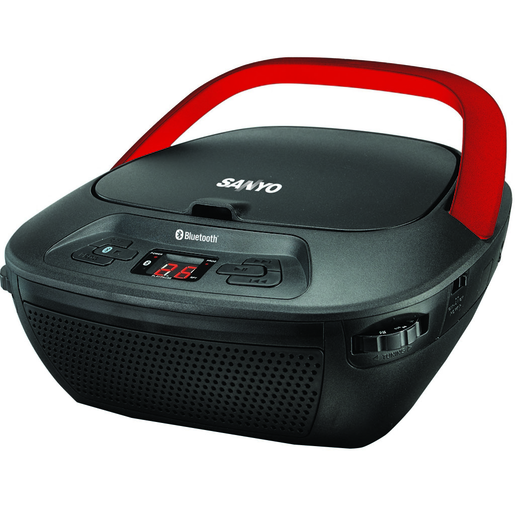 REPRODUCTOR DE CD SANYO MDX1205BT
