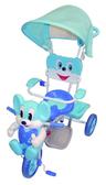 Triciclo RATON /TOLDO CELESTE RT9020