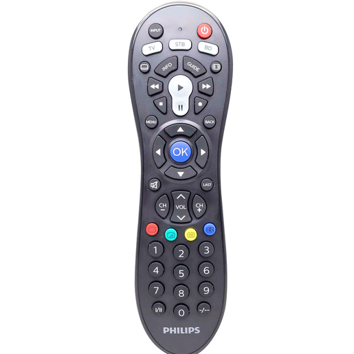 CONTROL REMOTO UNIVERSAL PHILIPS SRP3013