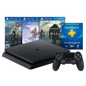CONSOLA PS4 SONY CUH-2215B + GDW + HOR + SHW 1TB