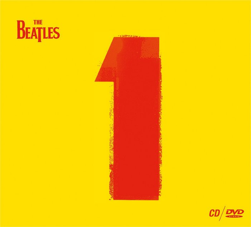THE BEATLES 1 ( CD+DVD)