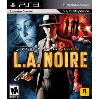 L.A NOIRE    PS3