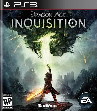 DRAGON AGE INQ. PS3