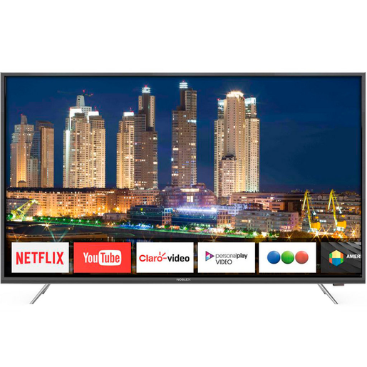 "SMART TV NOBLEX 49 ULTRA HD 49"" DI49X6500 4K"