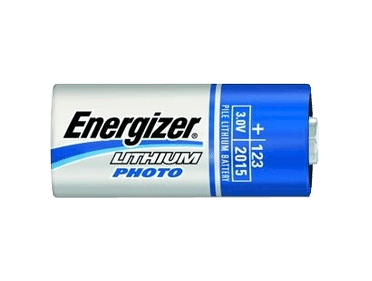 PILAS ENERGIZER 123  PHOTO LITHIUM