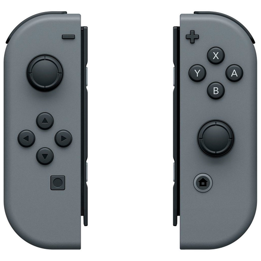 CONTROLES P/NITENDO SWITCH JOY CON L R GRAY