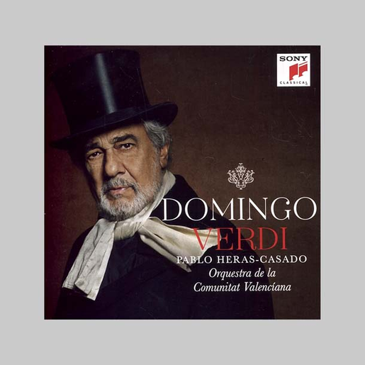 VERDI - PLACIDO DOMINGO