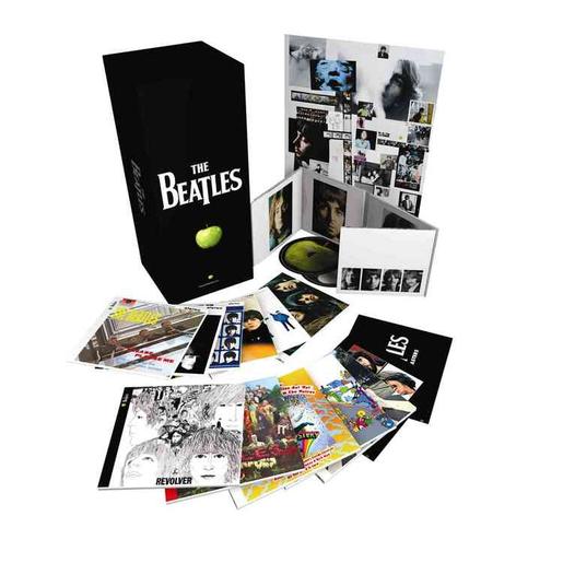STEREO BOXSET WITH DOCS (16CD+