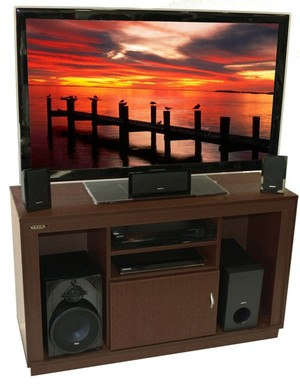 MUEBLE PARA TV, AUDIO Y VIDEO HDM-09