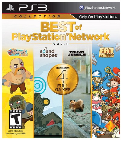 BEST OF PS NETWORK V1 PS3