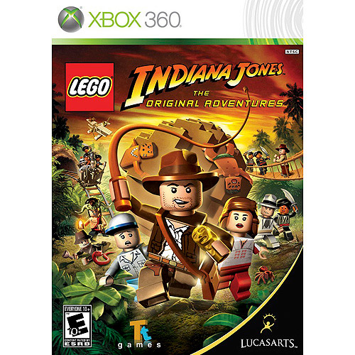 LEGO INDIANA JONES X360