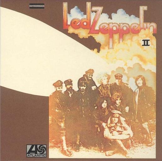 LED ZEPPELIN II - REMASTERIZAD