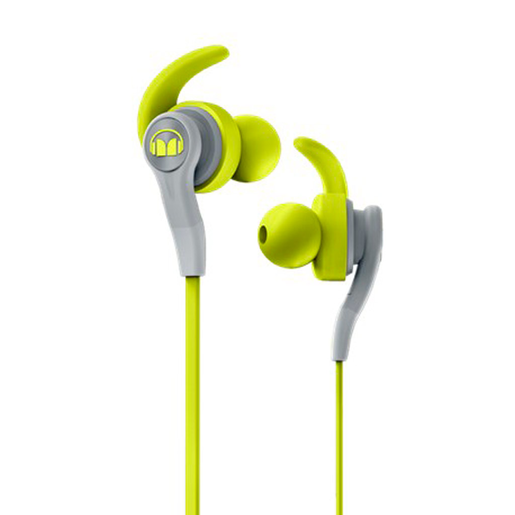 AURICULAR C/MICROFONO SPORT COMPETE GREEN