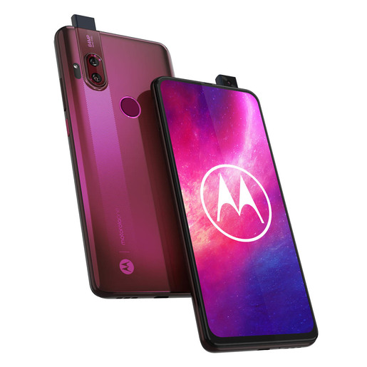 celular motorola one hyper xt2027-1 violeta
