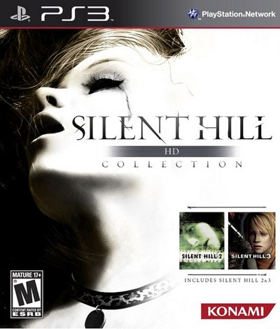 SILENT HILL HD COLLEC. PS3