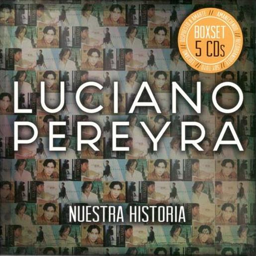 NUESTRA HISTORIA ( 5CDS)