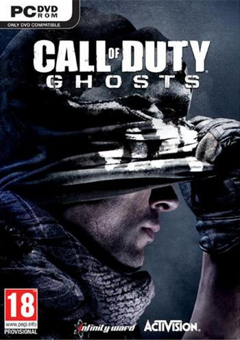 COD GHOSTS ACTIVISION PC