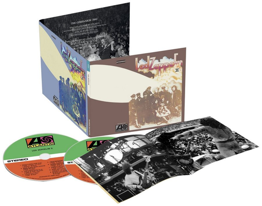 LED ZEPPELIN II - DELUXE - ( 2
